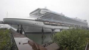 FBI investigating deadly domestic dispute onboard Alaskan cruise