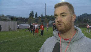 Okanagan Sun say Cullen Cup still in reach