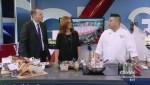 Saturday Chefs: Sriracha Chicken Bowl