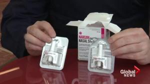 Nova Scotia RCMP given Naloxone kits amid spreading fentanyl crisis
