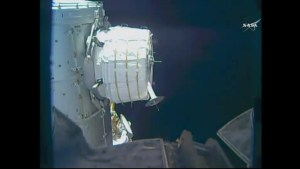 New inflatable module on ISS fails to actually inflate on first try