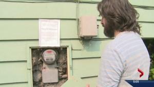 Tenant and smart meters