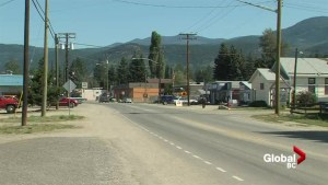 Archive: Barriere ten years after devastating fire