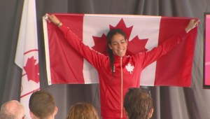 Preview of the closing ceremonies at the 2015 Pan Am Games