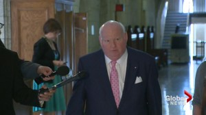 Tom Clark on Mike Duffy trial date, federal election