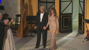 Donald Trump, Mike Pence attend dinner to thank donors