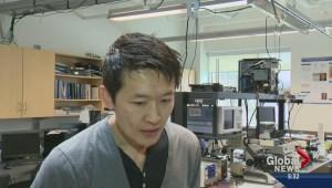 Smart window technology developed at UBCO