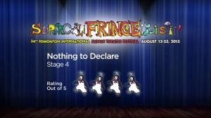 Fringe reviews: 'An American Girl in Hitler's Germany' & 'Nothing to Declare'