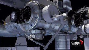 Inflatable room could be key to colonizing Mars