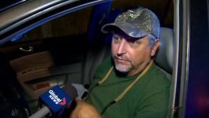 Witnesses describe fiery crash on Highway 400
