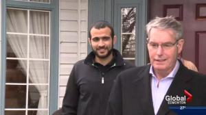 Khadr's bail restrictions eased