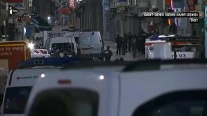 Parisians awaken to gunfire as French police conduct anti-terror raids