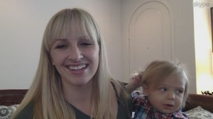 LA mom says 1-year-old son and dogs are 'best friends'