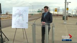 Mayor Don Iveson pushes Alberta NDP for LRT funding