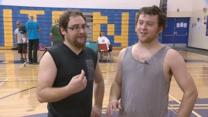 Special Olympics team benefits from family ties