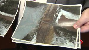 Will washout at Route 114 in New Brunswick drive tourists away?