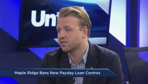 Maple Ridge becomes first in Metro Vancouver to ban payday loans