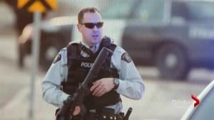Moncton RCMP see a rise in gun calls