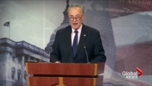 Schumer says Trump's firing of Comey 'does not seem to be a coincidence'