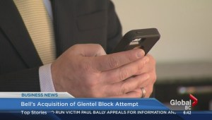 BIV: Bell's acquisition of Glentel