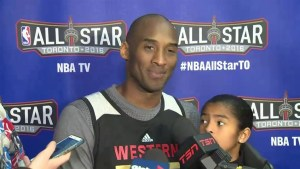 Kobe Bryant, other NBA All-Stars excited to be part of festivities