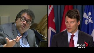 Nenshi vs Robertson: Western mayors face off over pipelines