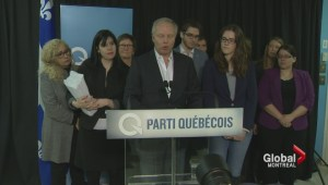 Lisée withdraws from PQ leadership race