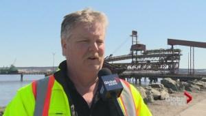 Potash expansion will bring change to Saint John neighborhood