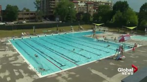 Westmount swim-in