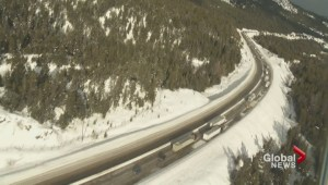 Coquihalla highway reopens after long, cold night