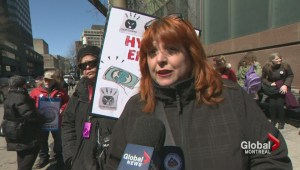 Protests continue against Hydro-Quebec price hikes