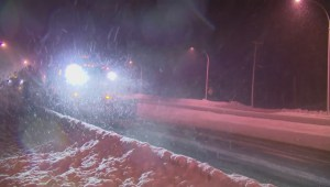 Winter storm raises questions about highway maintenance