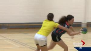 Team Handball in Alberta