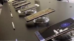 Samsung recalls Galaxy 7 smartphones in Canada