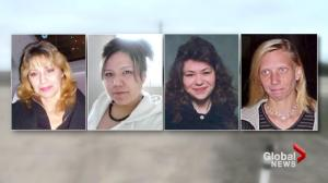 Serial killer suspected as fourth woman's remains found in Edmonton