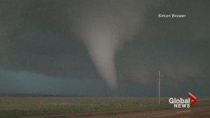 Tornado rips across Texas as state remains under storm warnings