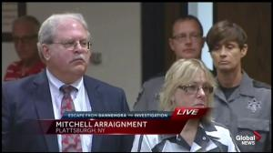 Judge makes sure Mitchell knows what 'guilty' means to her