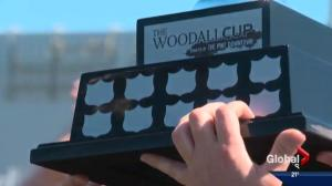 Soccer match honours Const. Daniel Woodall's love of the game