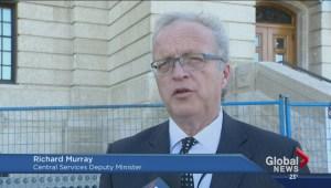 Delays, $6M cost increase for Sask. legislature dome renos