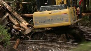 3 people dead in train derailment near Woss Lake