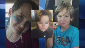 Winnipeg police make plea to Giesbrecht, mother of missing children