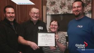 Warm response from Saskatoon family after furnace installation