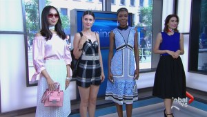 Dressing tips for hot summer parties
