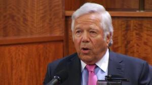 New England Patriots owner testifies at trial of former player Aaron Hernandez