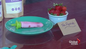 Healthy popsicles you can make at home