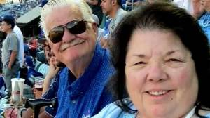 Elderly missing couple found in California, husband dead