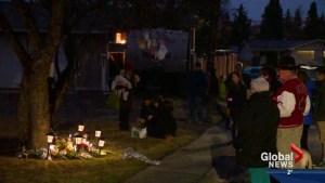 Vigil held for Brentwood anniversary