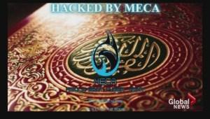 Quebec police investigate cyberattack