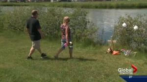 Two drownings in Alberta over the weekend