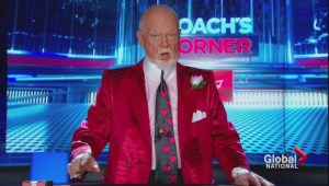 "Don Cherry's ""savage"" comment getting an icy response on social media"